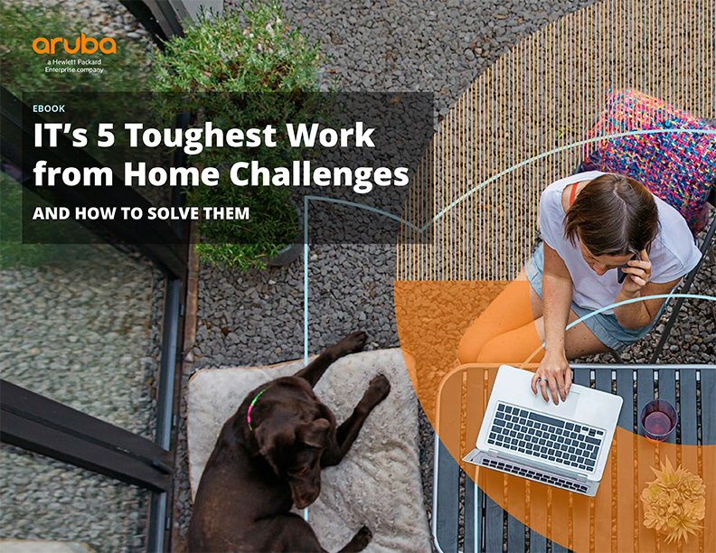 5 Biggest WFH Challenges Free Download